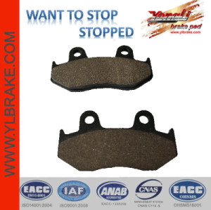 YL-F233 motorcycle brake pad