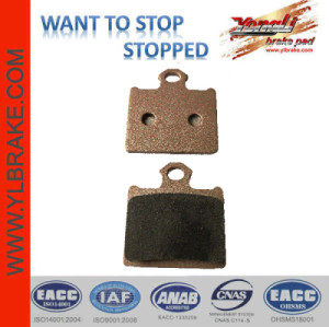 YL-F234 motorcycle brake pad