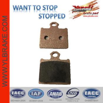 YL-F234 motorcycle brake pad