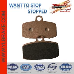YL-F235motorcycle brake pad