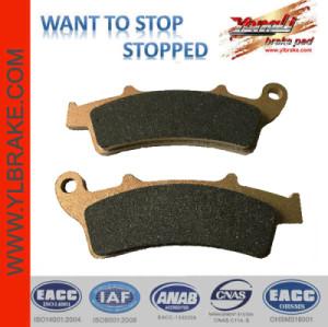 YL-F238 motorcycle brake pad