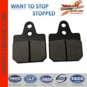 YL-F241 motorcycle brake pad