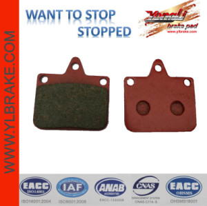 YL-F242 motorcycle brake pad