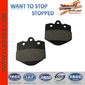 YL-F243 motorcycle brake pad