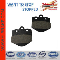 YL-F243 motorcycle brake pad