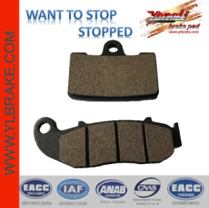 YL-F246 motorcycle brake pad