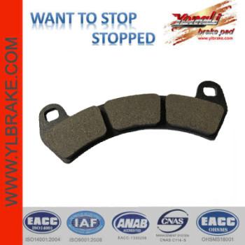 YL-F247 motorcycle brake pad