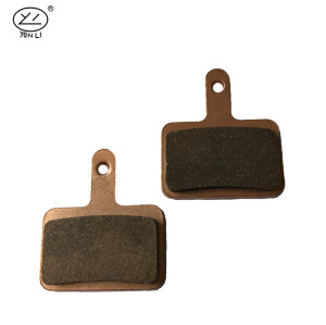 YL-1001 Sintered series bicycle brake pads for HOPE Enduro (2001)