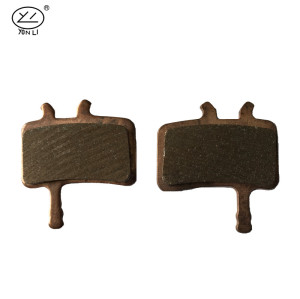 YL-1019 Sintered series Women's Recreation bicycle brake pads for HAYES MX-4