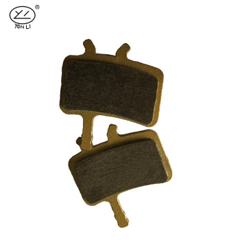 YL-1019 SCB series copper-based Women's Recreation bicycle brake pads for HAYES MX-4