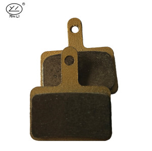 YL-1001 SCB series copper-based bicycle brake pads for HOPE Enduro (2001)