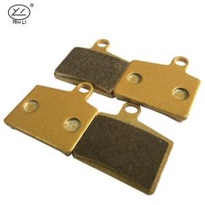 YL-1029 SCB series copper-based MOUNTAIN BIKE DISC BRAKE PADS