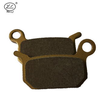 YL-1017 SCB series copper-based Devine Designs bicycle brake pads for HAYES MX-3 (mecanic)
