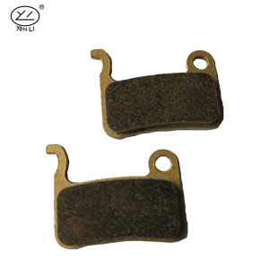 YL-1015 SCB series copper-based Devine Designs bicycle brake pads for HOPE Mono Trial