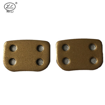 YL-1003 SCB series copper-based MTB Leisure bicycle brake pads for HOPE M4 (all models)