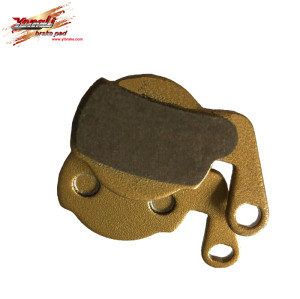 YL-1006 Dama Bianca bicycle brake pads for FORMULA Oro 18K