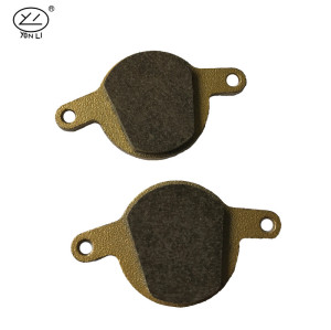 YL-1012 SCB series copper-based Urban & Path bicycle brake pads for MAGURA Clara (01-02)