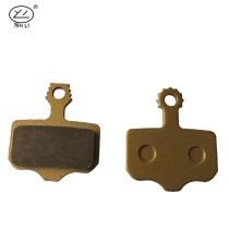 YL-1021 SCB series copper-based Mountain Bikes MTB brake pads for FORMULA 4 Racing