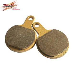 YL-1050 carbon ceramic brake discs for Toktro