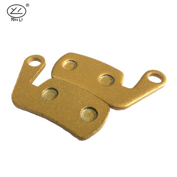 YL-1030 SCB series copper-based Giant for Women bicycle brake pads
