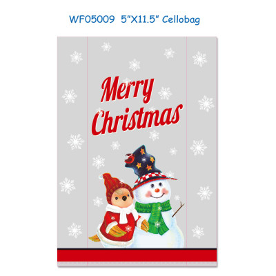 Merry Chrismas Professional Supplier For Popular  Party Treat Bag For Gifts