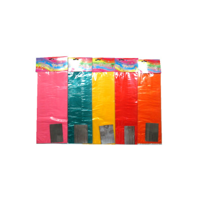 Solid Colorful Cello Party Bags with twist tie
