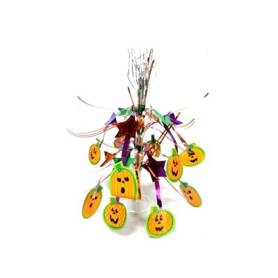 Brilliant Halloween dangling cutouts party pumpkin decoration