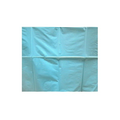 blue stripe PE disposable party Table cover