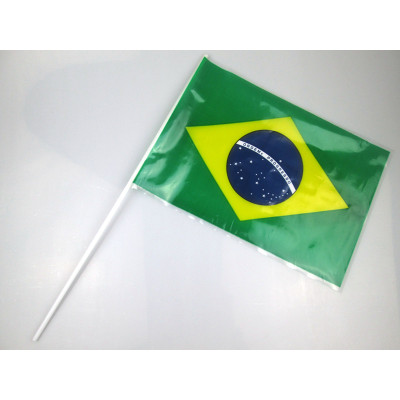 wholesale professional Brazil bunting string flag