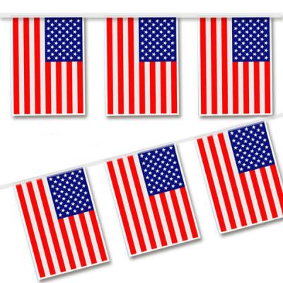 American Plastic National Flag