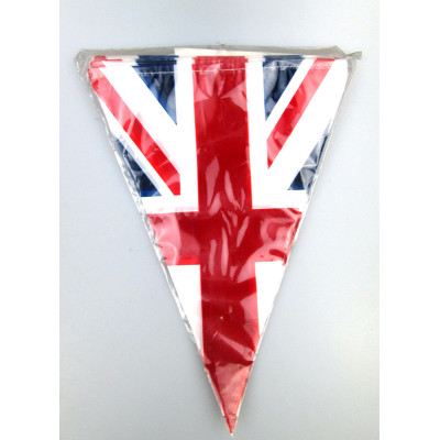American string plastic flags Disposable pennants holiday