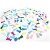 Beautiful Cheap Factory Price Wholesale Easter bunny Confetti