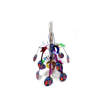 Carnival Celebrate decoration pvc supplies dangling cutouts