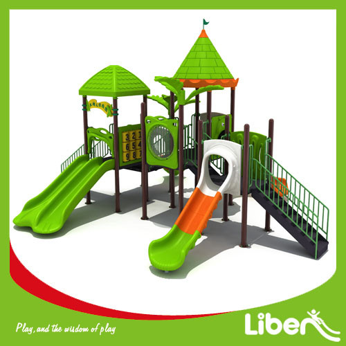 Customized Outdoor Playground Equipment Supplier