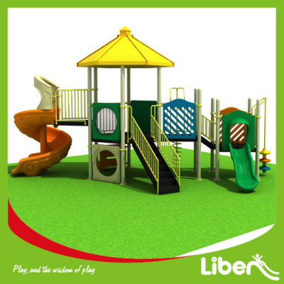 Commercial Outdoor Kids Playground Supplier