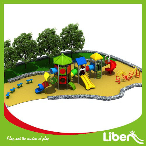 Children Outdoor Playground Equipment Manufacturer