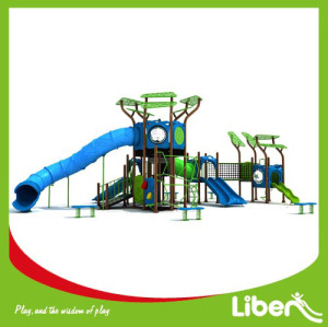 Used Kids Outdoor Playground Supplier