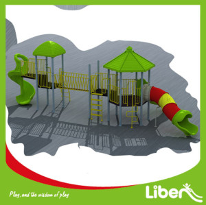 Customized Kids Playground Equipment Supplier