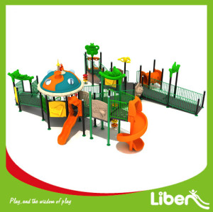 Big Outdoor Disabled Playground Manufacturer