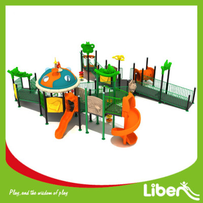 Big Outdoor Disabled Playground Manufacturer