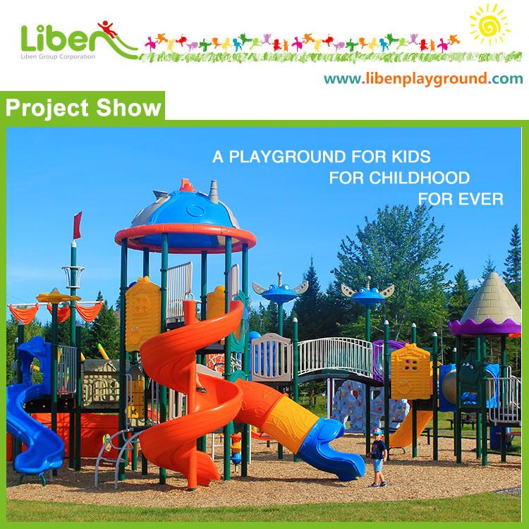 indoor play center builder