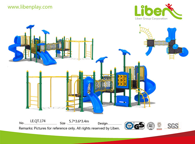 Second Hand Playground Equipment Manufacturer
