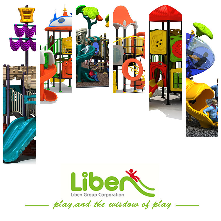 outdoor play playground design
