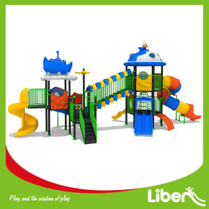 Children Outdoor Playground Equipment Manufacturer