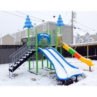 outdoor playground theme park equipment supplier