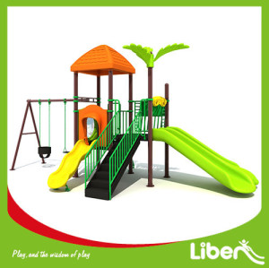GS Approved outdoor playground manufacturer