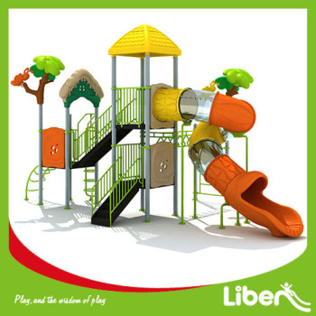 ISO Approved Outdoor Playground Supplier