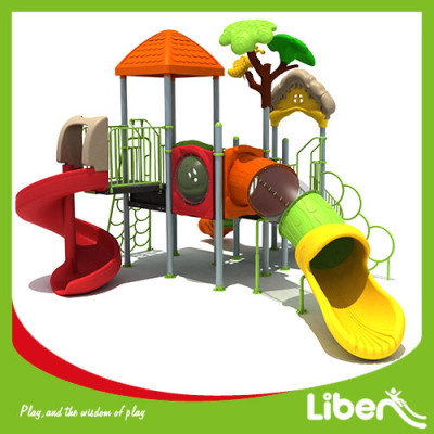 Customized Outdoor Children Playground Manufacturer