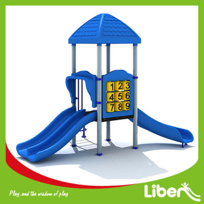 Rotational Molded LLDPE Outdoor Playground Manufacturer