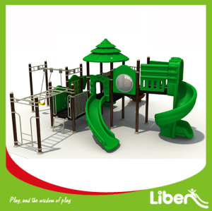 Forest Kids Playground Equipment Builder